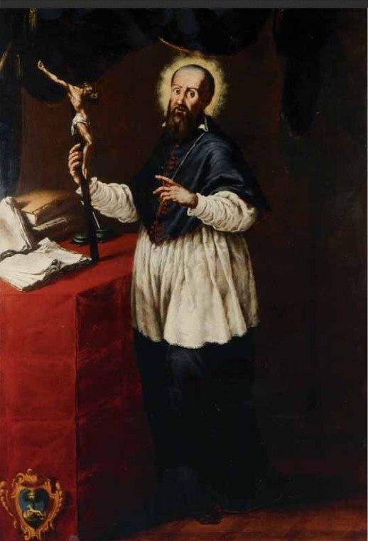 Giovanni Battista Lucini - St Francis de Sales