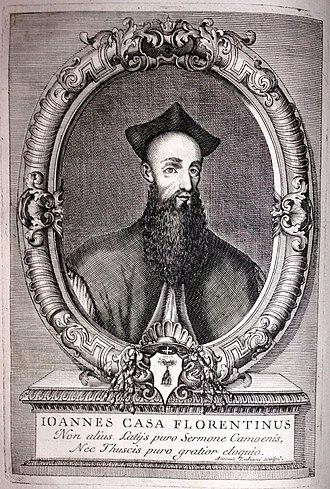 Giovanni della Casa - Portrait of Giovanni della Casa