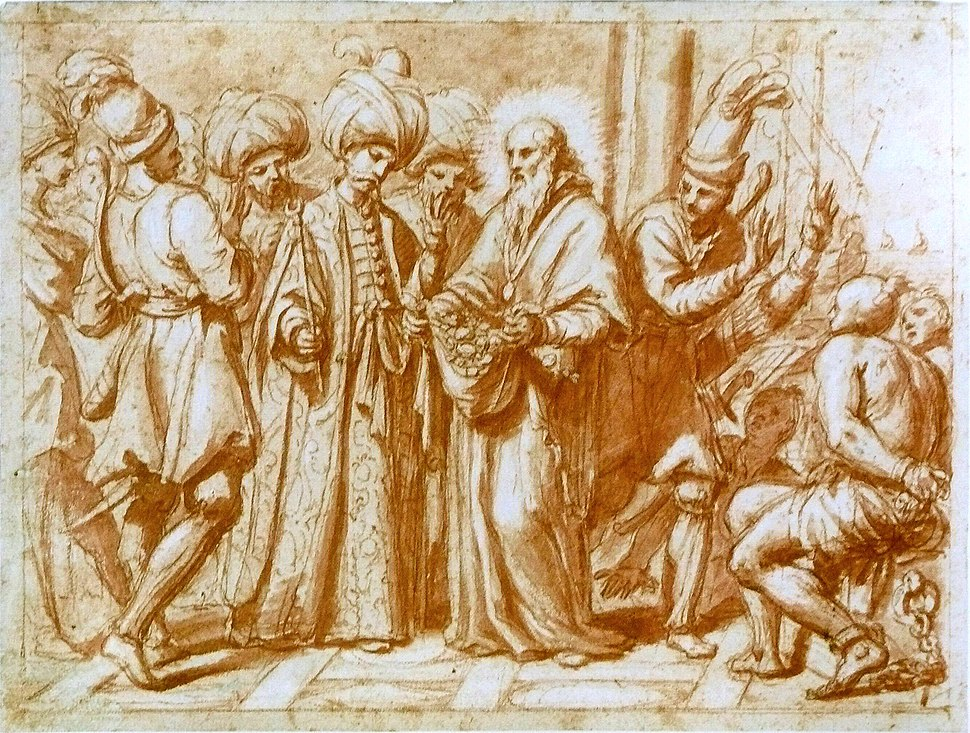 Giovanni Maria Morandi - Religieux