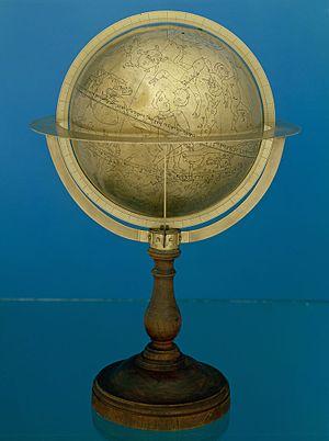 Ibrahim ibn Said al-Sahli - Astrolabe from Said al-Sahli in Museo Galileo, Florence.