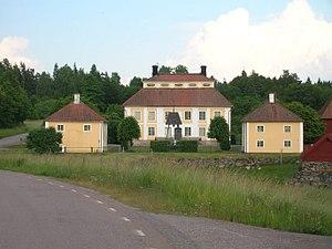 Jean Abraham Grill - The Godegård manor.