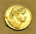 Gold coin Constantine 1 (10336011703).jpg