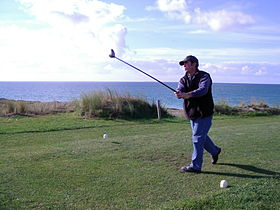 Image illustrative de l'article Golf de Granville Baie du Mont-Saint-Michel
