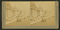Gondolas at home from the Lion Fountain, Columbian Exposition, by Kilburn, B. W. (Benjamin West), 1827-1909 2.png