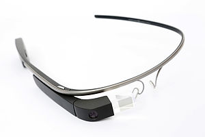 Google Glass Explorer Edition (2014)