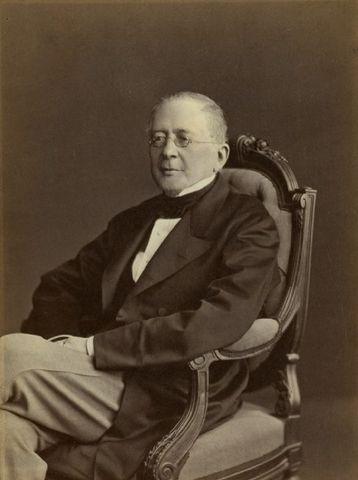 А.М.Горчаков. 1865—1870гг. Фотография С.Л.Левицкого.