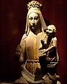Gothic Statue of Virgin and Child from Salamanca Cathedral (5795075689).jpg