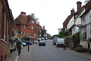 Goudhurst - Image: Goudhurst, Kent geograph.org.uk 41629
