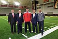 Governor Visits University of Maryland Football Team (36114488713).jpg