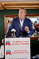 Governor of New York George Pataki at Belknap County Republican LINCOLN DAY FIRST-IN-THE-NATION PRESIDENTIAL SUNSET DINNER CRUISE, Weirs Beach, New Hampshire May 2015 by Michael Vadon 09.jpg