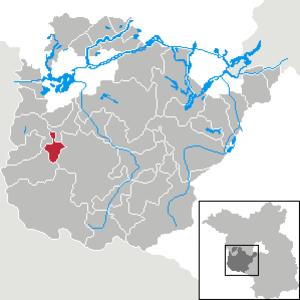 Gräben - Image: Gräben in PM