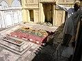 Grab Kaiser Aurangzebs (1618-1707) in Khuldabad bei Aurangabad.jpg