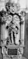Grabdenkmal für Markgraf Albrecht den Jüngeren von Brandenburg-Ansbach-Kulmbach genannt Alcibiades (* 28. März 1522 in Ansbach; † 8. Januar 1557 in Pforzheim), Sohn des Markgrafen Kasimir und von Susanna von Bayern.png