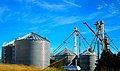 Grain Elevator North of Sun Prairie - panoramio.jpg