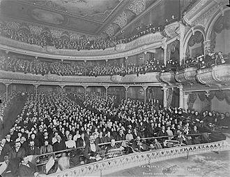 Grand Opera House (Manhattan) - Image: Grand Opera House, Manhattan