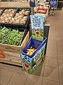 Gratis fruit for children at an Albert Heijn, Winschoten (2018).jpg