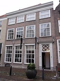 Grave Rijksmonument 17306 Rogstraat 41.JPG