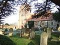 Graveyard at St Mary's Church - geograph.org.uk - 111379.jpg