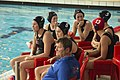 Great Britain water polo players at AIS Aquatic Centre.jpg