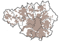 Greater Manchester Boroughs and Conurbation.png
