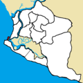 Greater Monrovia District - West Point Township highlighted.png