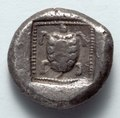 Greece, Lycia, 5th century BC - Stater- Tortoise (reverse) - 1916.996.b - Cleveland Museum of Art.tif