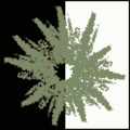 Green spore print icon.png