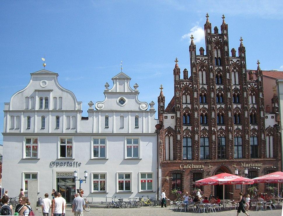 Greifswald - Marktplatz 1