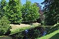 Griebenow, Schloss, im Park 2 (2011-06-11) by Klugschnacker in Wikipedia.jpg