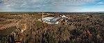 Großdubrau Margarethenhütte Aerial Pan.jpg