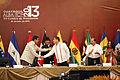 Guayaquil, Inauguración de XII Cumbre de Presidentes ALBA - TCP a cargo del señor Presidente de la República del Ecuador, Rafael Correa Delgado (9401351587).jpg