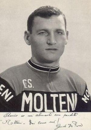 Guido De Rosso - Guido De Rosso in 1965