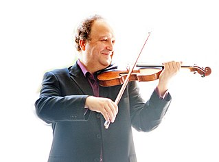 Guillaume Sutre French violinist