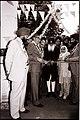 Gurcharan Singh Tohra.iii. Lion of the Punjab. Exhibition. Gunnersbury Park. 1982. Photo by Amarjit Chandan.jpg