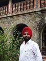 Gurtej Chauhan during Wiki Advanced Training 2019.jpg