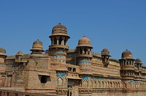 Gwalior Fort Morning View.jpg