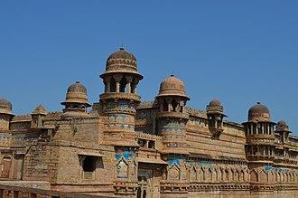 Gwalior Fort - Gwalior Fort