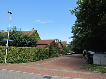 Hänelstraße, 2012