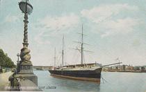 H. M. S. Buzzard Training Ship, London.png