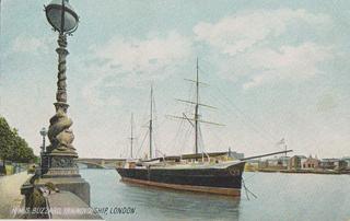 HMS <i>Buzzard</i> (1887)