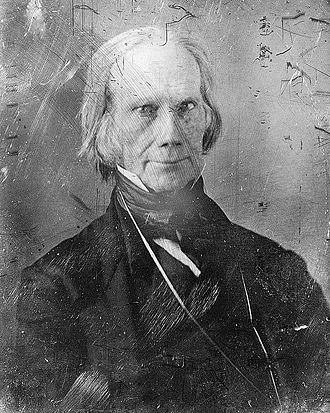 Abolitionism in the United States - Henry Clay (1777–1852), one of the three founders of the American Colonization Society.