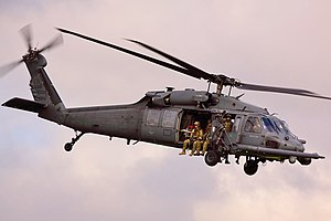 Sikorsky HH-60 Pave Hawk - U.S. Air Force HH-60G Pave Hawk
