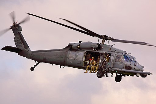 HH60 Pave Hawk - American Air Day Duxford (7125012961)