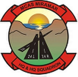 Headquarters and Headquarters Squadron - Image: HHS MCAS Miramar