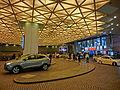 HKCEC 灣仔 香港會展 Wan Chai indoor carpark interior drop May-2013.JPG