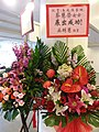HKCL 銅鑼灣 CWB 香港中央圖書館 Hong Kong Central Library 展覽廳 Exhibition Gallery flowers March 2016 SSG 04.jpg