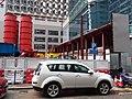HK 灣仔 Wan Chai 蘭杜街 Landale Street 皇后大道東 Queen's Road East construction site August 2019 SSG 12.jpg