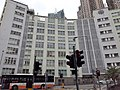 HK ML 香港半山區 Mid-levels 堅道 Caine Road 明愛中心大廈 Caritas Centre House building facade April 2020 SS2 03.jpg