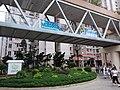 HK TKO 將軍澳 Tseung Kwan O 寶盈花園 Bauhinia Garden 唐俊街 Tong Chun Street footbridge May 2019 SSG.jpg