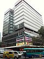 HK TST East 加連威老廣場 Granville Square carpark view 幸福中心 Energy Plaza facade Nov-2012.JPG